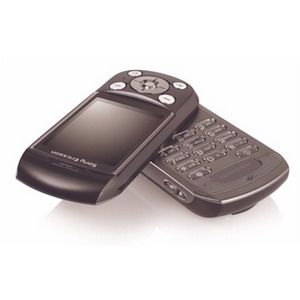 Black Sony Ericsson S700 / S700i - New