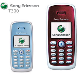 Sony Ericsson T300 mobile phone. Genuine, original & brand new (2 color options)