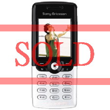 Sony Ericsson T610 / T610i Mobile Phone, genuine, original, brand new & boxed