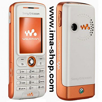 Sony Ericsson W200 / W200i Triband Music Phone - Brand new, Original & Boxed