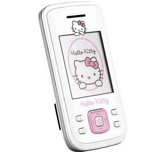 Sagem my421z Hello Kitty Phone - Boxed