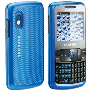 Samsung Hype A256 Quadband QWERTY phone - Refurbished