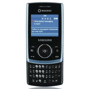 Samsung Propel A766 Quadband QWERTY phone - Refurbished