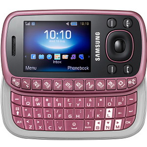 Samsung Corby Mate B3310 / B3313 Quadband QWERTY phone - Refurbished