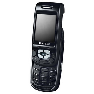 Samsung D500, Triband Camera Slider Phone - Refurbished