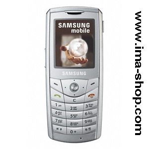 Samsung E200, Triband Classic Mobile Phone - Brand New