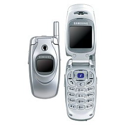 Samsung E600, triband, camera mobile phone - Refurbished