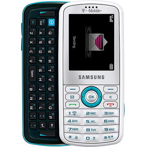 Samsung Gravity T459 Quadband QWERTY smartphone - Refurbished