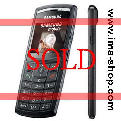 Samsung X820 The Ultra Edition 6.9 Triband Classic Mobile Phone - Brand New & Boxed