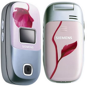 Pink Siemens CL75, Triband, Camera Lady Phone - Refurbished