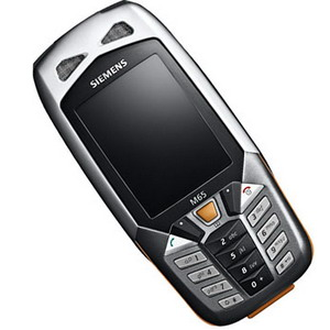 Siemens M65, Triband, Sporty Phone (2 colors) - Refurbished