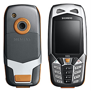 Siemens M65 Sporty Phone, genuine, original & brand new