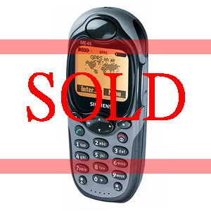 Siemens ME45, dualband, spoty phone (2 colors) - Refurbished