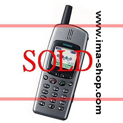 Siemens S25 the first Siemens mobile phone that supports dualband GSM - Brand new & boxed