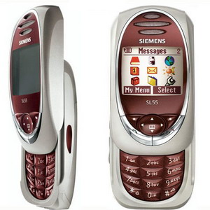 Siemens SL55 Triband Fashion phone - Refurbished