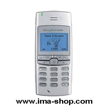 Sony Ericsson T100 / T100i mobile phone - Brand New & Boxed : Silver Green