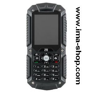 ZTE R28 Rugged Phone. IP67 Waterproof, Shock and Dust Resistant - Brand New