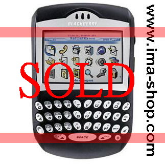 Blackberry 7230, Email, QWERTY - Refurbished