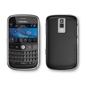 BlackBerry Bold 9000, Email, QWERTY / QWERTZ / AZERTY - Refurbished
