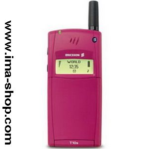 Ericsson T10 T10s Classic Flip Mobile Phone. Genuine, Brand New & Boxed : Pink