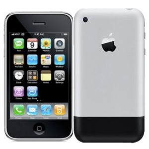 Used Apple iPhone 2G Classic (8GB) in good condition - Unlocked