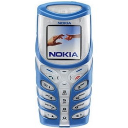 Nokia 5100 Housing / Cover / Case. Genuine brand new & original - Blue Color